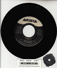 MARY J. BLIGE  Not Gon' Cry & CHAKA KHAN My Funny Valentine 45 record NEW RARE!
