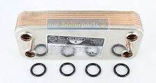 Vokera Compact 25 25HE DHW Plate Heat Exchanger & Seals 8036 8037 BRAND NEW