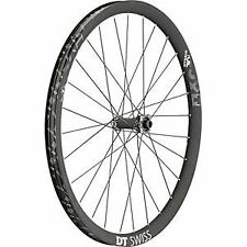 "DT Swiss HXC 1200 Hybrid wheel 30mm Carbon rim 15 x 110mm BOOST axle 29"" front"