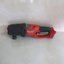 """Used Milwaukee 2708-20 M18V FUEL SUPER HAWG 1/2"""" cordless Right Angle Drill"""