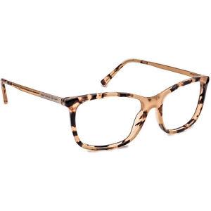 Michael Kors Eyeglasses MK 4030 (Vivianna II) 3162 Tortoise/Rose Gold 52[]16 135