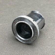 Industar 50 Soviet Lens M39 USSR f3.5 KMZ 50mm Leitz Elmar Copy Russian PARTS