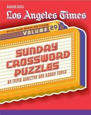 The Los Angeles Times: Sunday Crossword Puzzles Vol. 29 by Barry Tunick and...