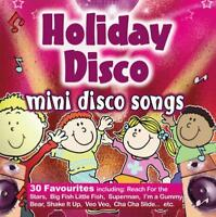 Holiday Disco: 30 favourite mini disco songs by Kids Now | Audio CD Book | 97818