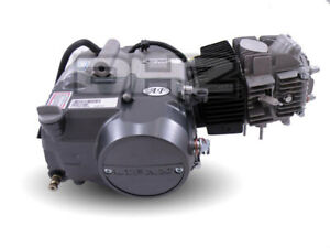 NEW 125CC LIFAN TYPE R HEAD RACING ENGINE 4 SPEED MANUAL PIT DIRT BIKE MOTO