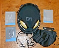 Sennheiser Momentum On-Ear Wired Headphones; Case, Pouch
