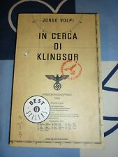 In cerca di Klingsor Jorge Volpi
