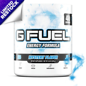 Gamma Labs G Fuel Mystery Flavor GFuel 40 Servings