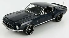 Acme-Models 1/18 Ford USA Mustang Shelby GT500KR Coupe 1968 Dark Blue A1801843