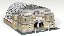 Lego Station MOC PDF instructions ( Building, City, Modular )