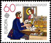 1012 postfrisch BRD Bund Deutschland Briefmarke Jahrgang 1979