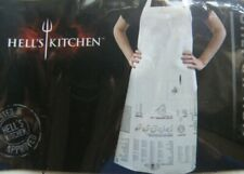 New listing *New* Hell'S Kitchen Chef Gordon Ramsay Instructions Measurements Apron