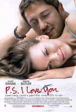 P.S., I LOVE YOU Movie MINI Promo POSTER Hilary Swank Gerard Butler Lisa Kudrow