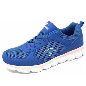 KangaRoos Damen Sneaker in Blau