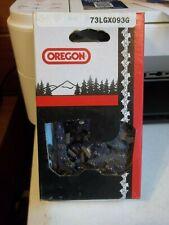 Oregon73LGX093G 93 Drive Link Super Guard Chisel Chain, 3/8-Inch