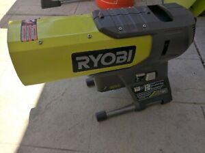 RYOBI 18V ONE+ 15000 BTU Hybrid Forced Air Propane Heater Tool Only
