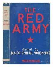 The Red army / edited by Major-General Fomichenko