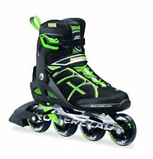 Rollers et patins verts Rollerblade pour Homme