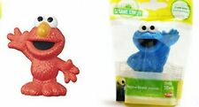 Sesame Street Friends 2 Figures Elmo Cookie Cake Toppers,Party Supply Favors New
