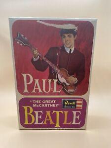 1964 Revell Beatles Paul McCartney Model Kit MIB