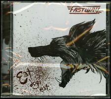 Fastway Eat Dog Eat CD new