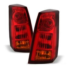 Jdragon Cadillac 2003-2007 CTS Replacement Rear Tail Brake Lights Set