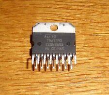 TDA 7293 (100 W amplificatore/amplifier con stand-by e mute)