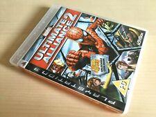 Marvel Ultimate Alliance 2 | PlayStation 3 PS3 Game | Jean Grey Version NO DLC