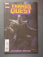 Marvel Comics Thanos Quest One-Shot #1
