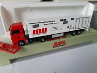 MAN TGX  Starke & Sohn GmbH Mineralölwerk 25899 Niebüll 2 Achs Koffer  AWM 57395