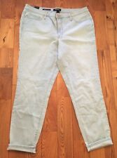 NWT Womens NINE WEST New Moon Gramercy Skinny Ankle Jeans Pants Size 6
