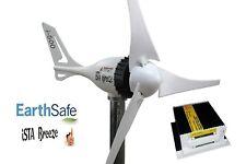 SET 12V i-500 Plus, Wind Generator + Charge Controller White Edition