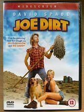 Joe Dirt 2001 David Spade Mullet Redneck Hillbilly Trailer Trash Comedy UK DVD
