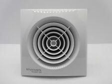 """Envirovent Silenzioso - 100T 4"""" 100mm silenzioso timer ventilatore di estrazione per bagno WC DOCCIA"""