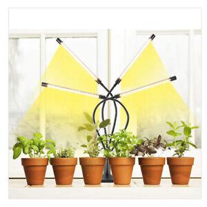 Sunlike LED Grow Light USB 5V Plant Growing Lamp Light Timer Plants Hydroponics