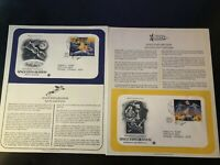 1992 US First Day Cover 29 Cent Space Exploration Set Apollo Soyuz Astronaut