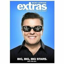 Extras - The Complete Second Season (DVD, 2007, 2-Disc Set)722