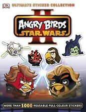 Angry Birds Star Wars II Ultimate Sticker Collection by Dorling Kindersley Ltd …