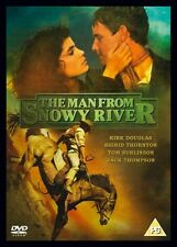 THE MAN FROM SNOWY RIVER- Kirk Douglas & Tom Burlinson *BRAND NEW DVD *