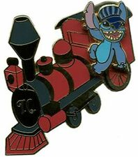 Disney Trade City USA Train Stitch Pin