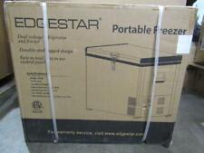 EdgeStar 43 Qt. Portable Fridge / Freezer Gray
