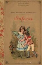 Petit recueil de poèmes sur l'enfance - Collectif - Les vieux tiroirs
