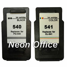 PG540 Black & CL541 Colour Ink Cartridge For Canon PIXMA MG3150 Printer