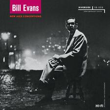 Bill Evans New Jazz Conceptions VINYL LP NEW