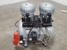 Jun-Air 12-40 40L air Compressor Lab