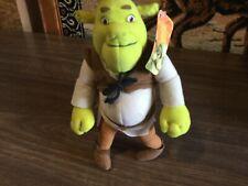 2004 Original Shrek 2 Plush With Tags,9� High