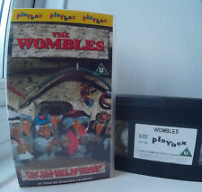 The Wombles - Ten Classic Episodes VHS Video