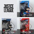 Justice League Superman Batman The Flash Flying Ver. 4cm PVC Figure New WB&NB
