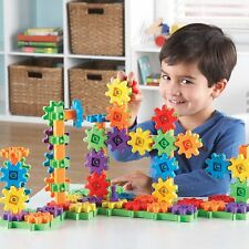 Learning Resources 9162 Gears Gears Gears Beginner Building Set - 96 Pieces