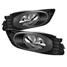 Spyder Auto Fog Lights W/Switch-Clear For 2012 Honda Civic 4 Door #5064790